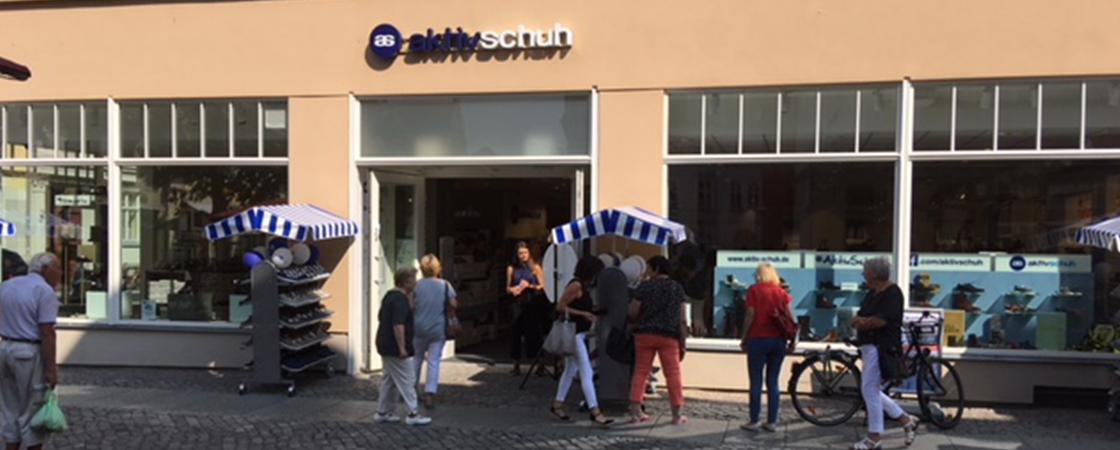 Aktiv Schuh Greifswald