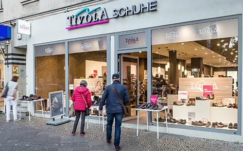 Neueröffnung Tivola