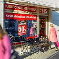 Aktiv Schuh Markt Postdam